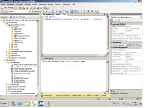 SQL Server Vorbereitung