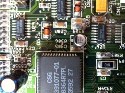 SMD Elko an C306