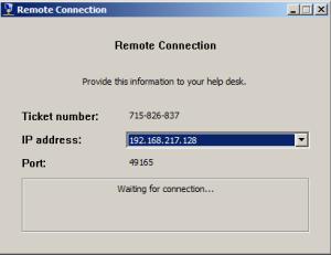 DaRT Remote Management - Client