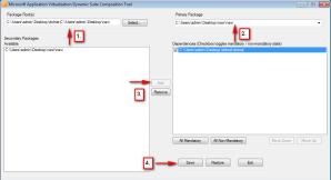 Microsoft das Dynamic Suite Composition Tool