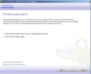 Windows Updates verwenden