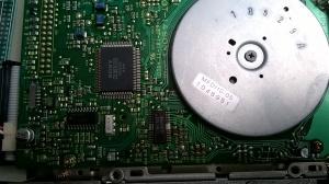 Sony MPF110-05 Unterseite