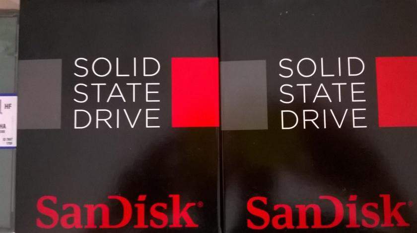 SanDisk SSD Z410 256GB